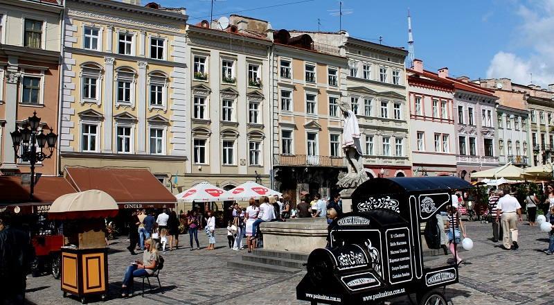 Qué ver en Lviv