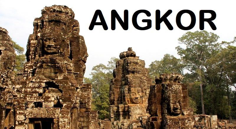 Visitar Angkor en 2 días.