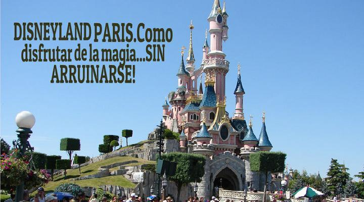 Disneyland París Barato
