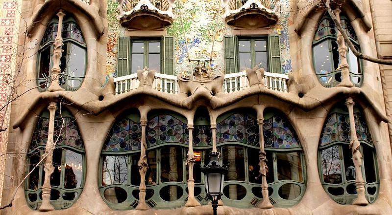 Resultado de imagen de modernismo barcelona