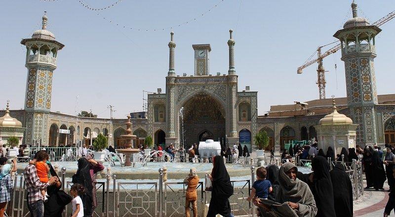 Mausoleo de Qom
