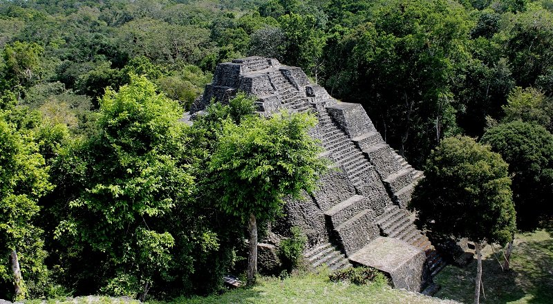 Yaxha Guatemala