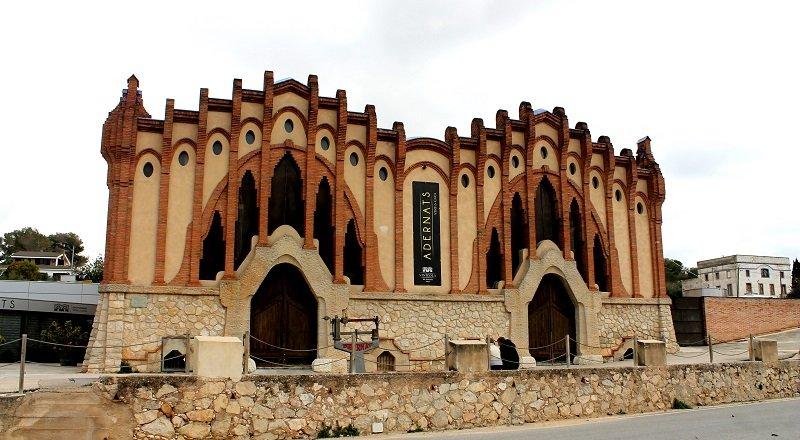 Catedral del Vi de Nulles