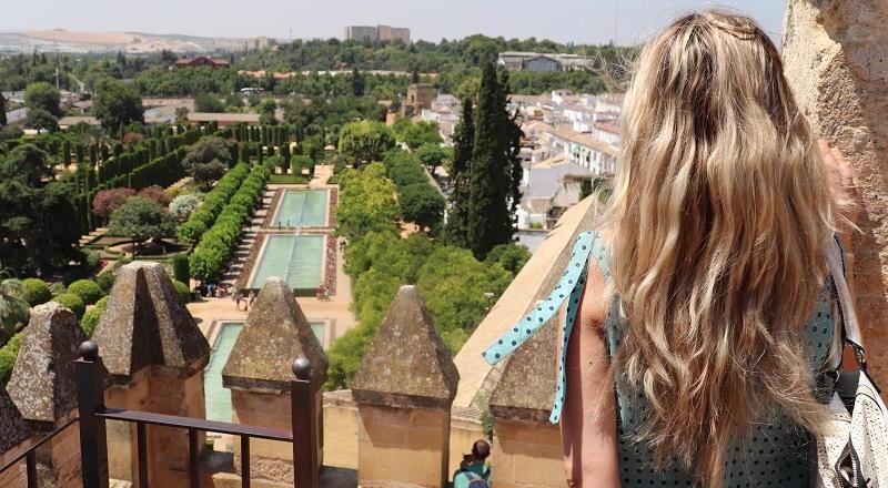 Visitar el Alcázar de Córdoba