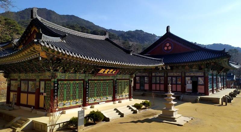 Guía viajar a Corea del Sur