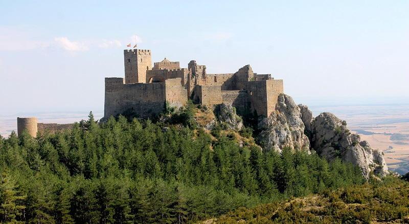 Visitar el Castillo de Loarre