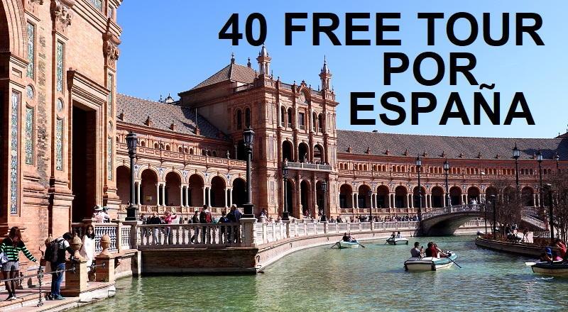 Mejores free tour por España