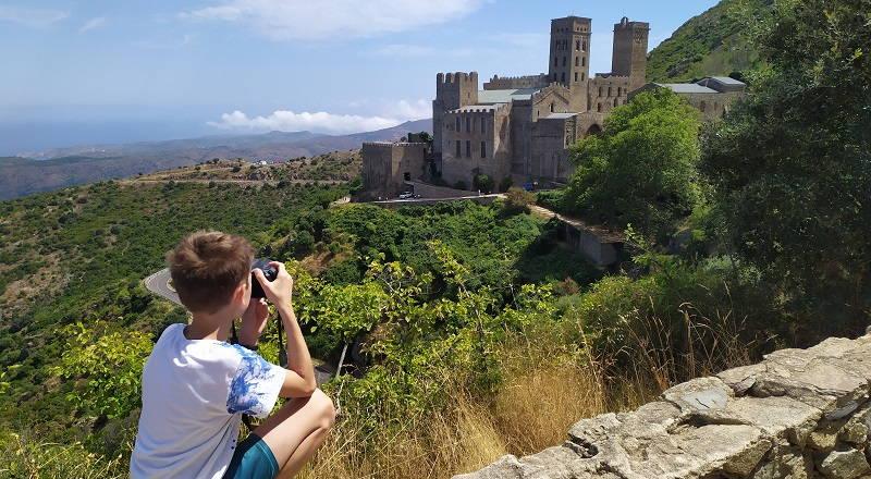 Visitar Monasterio de Sant Pere de Rodes