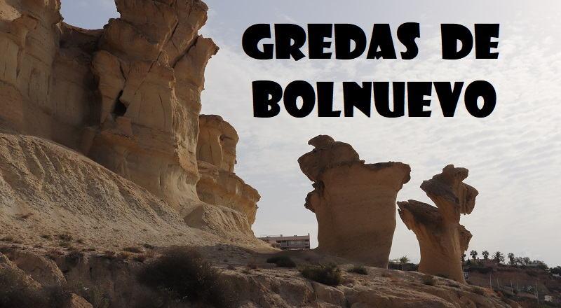 Visitar las Gredas de Bolnuevo
