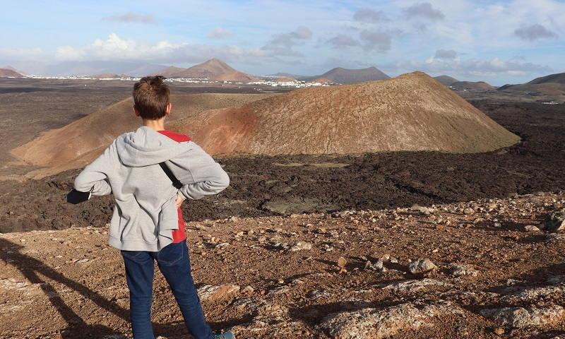 Volcanes famosos
